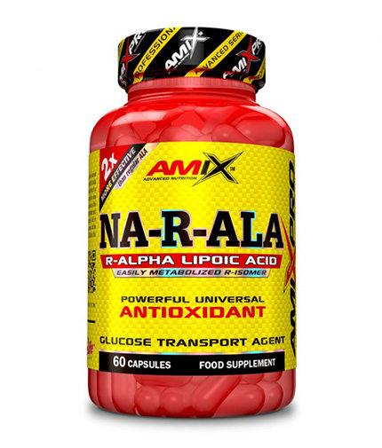 Алфа Липоева Киселина Na-R-Alpha Lipoic Acid AMIX 60 капсули