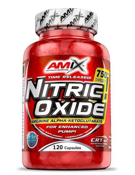 Азотен Бустер Nitric Oxide AMIX 360 капсули