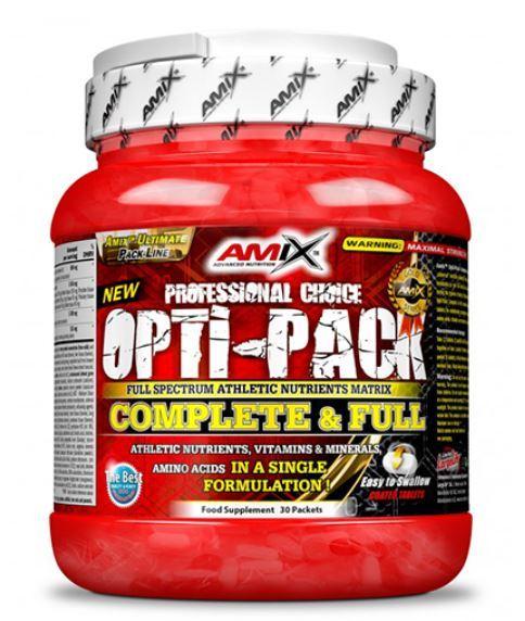 Мултивитамини Opti-Pack Complete & Full AMIX 30 пакета
