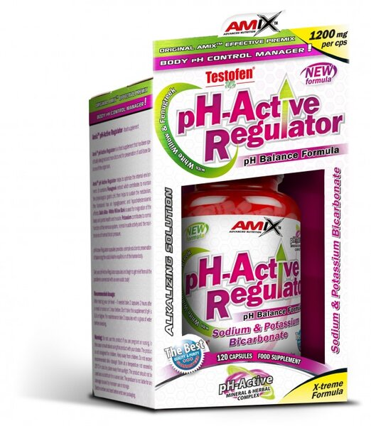 pH Active Regulator AMIX 120 капсули