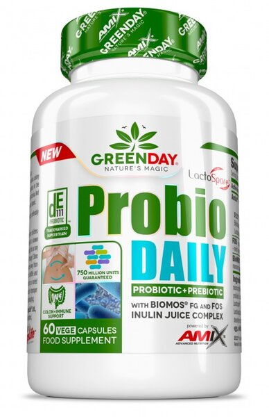 Пробиотик Probio DAILY AMIX 60 капсули