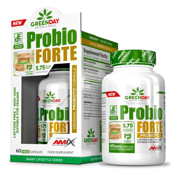 Проботик Probio Forte AMIX 60 капсули