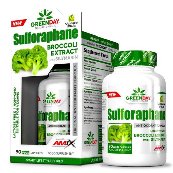 Антиоксидант Sulforaphane AMIX 90 капсули