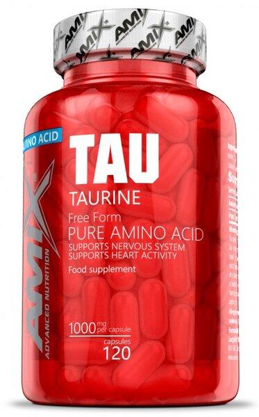 Таурин Taurine AMIX 120 капсули