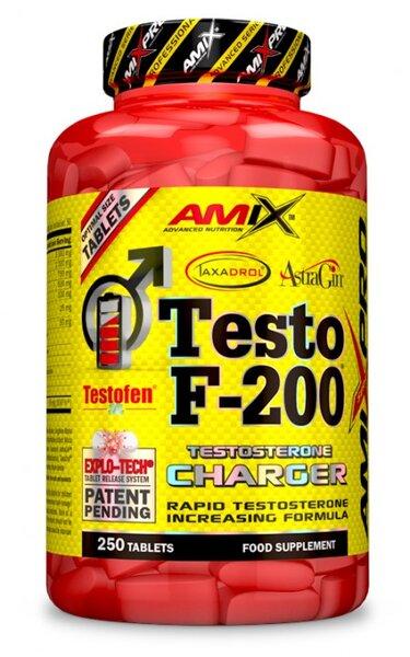Testo F-200 AMIX 250 таблетки