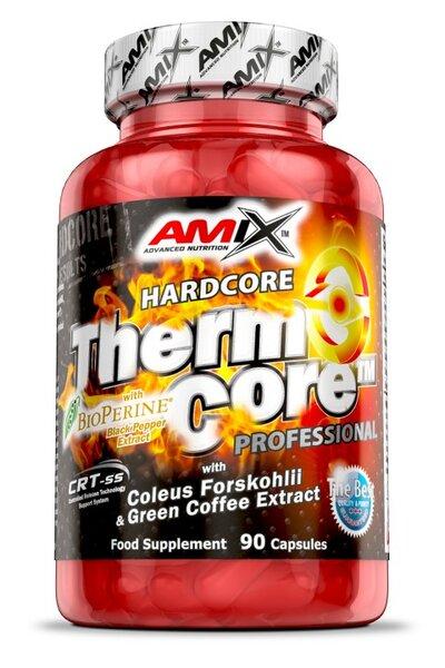 Термогенен Фет Бърнър Thermo Core AMIX 90 капсули