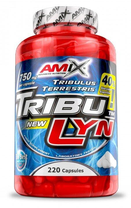 Трибулус Терестрис TribuLyn 40 % AMIX 120 капсули-Copy