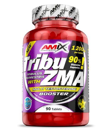 Трибулус Терестрис + ZMA AMIX 90 таблетки