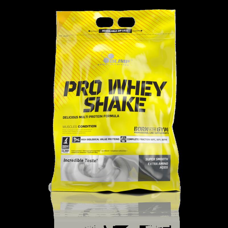 Суроватъчен Протеин Pro Whey Shake Olimp 700/2270 грама-Copy