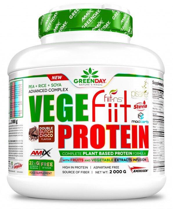 Растителен Протеин Изолат Vegefiit Protein AMIX 720 грама-Copy