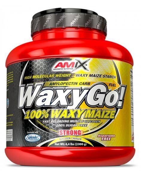 Бързо усвоим Въглехидрат Waxy Go! AMIX 2000 грама