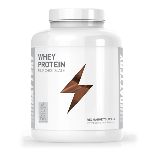 Whey Protein BATTERY 2000 грама
