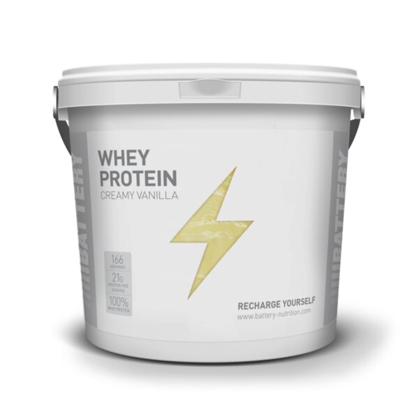 Whey Protein BATTERY 5000 грама