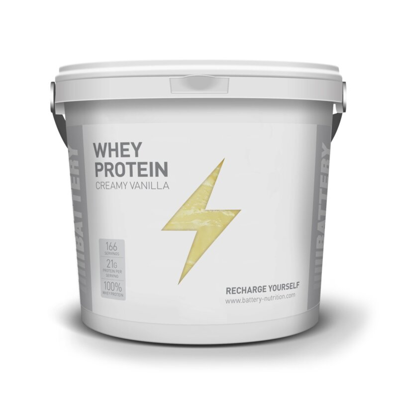 Whey Protein BATTERY 800/2000/5000 грама-Copy