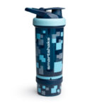 Шейкър с допълнително отделение REVIVE Smart Shake 750ml