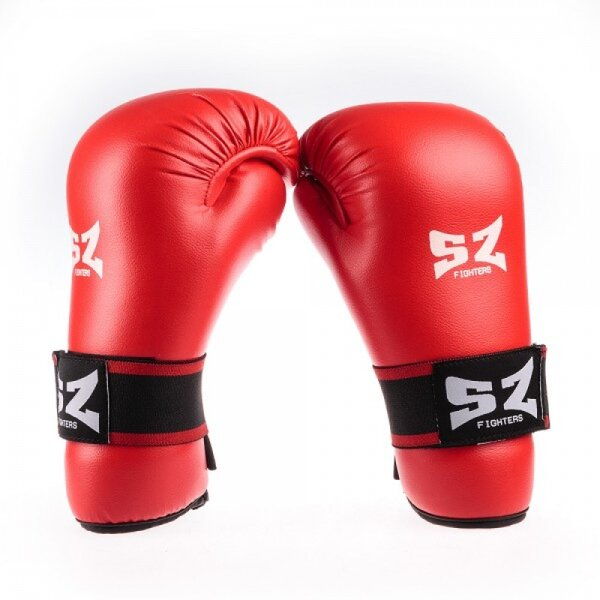 Ръкавици за Таекуондо SZ Fighters Червени