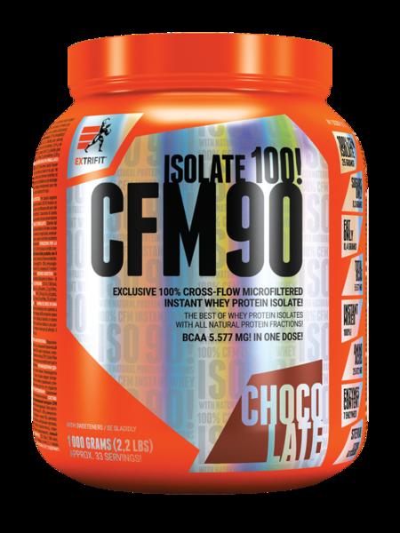 Суроватъчен Протеин Изолат ISO 90 CFM Instant Whey 1000 грама EXTRIFIT