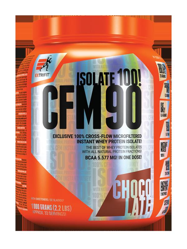 Суроватъчен Протеин Изолат ISO 90 CFM Instant Whey 2000 грама EXTRIFIT