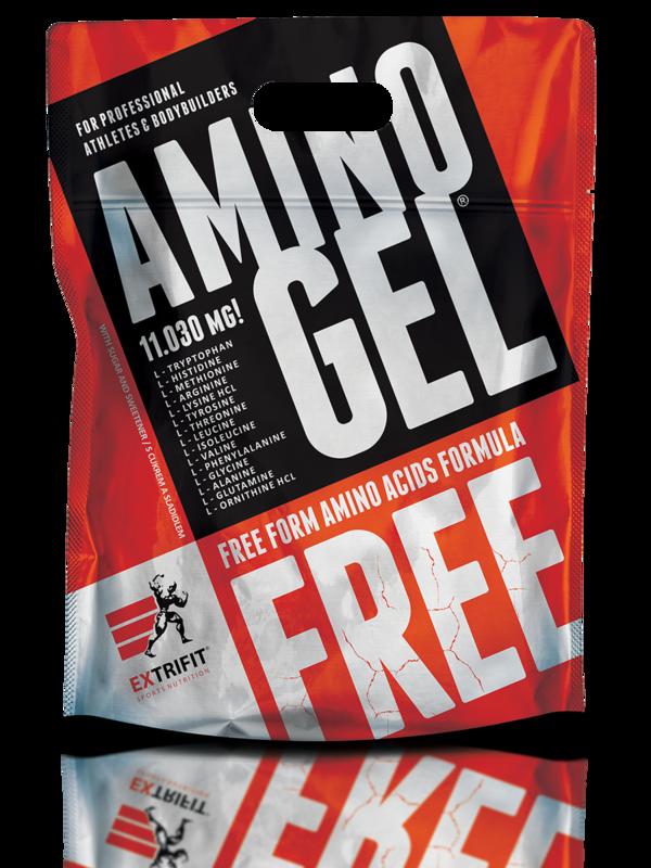 Аминокиселини във формата на Гел AMINOGEL EXTRAFIT 80 грама
