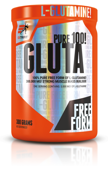 L- Глутамин Gluta Pure EXTRIFIT 300 грама