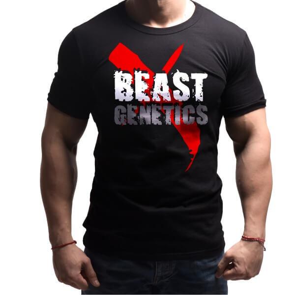 Фитнес Тениска BEAST GENETICS