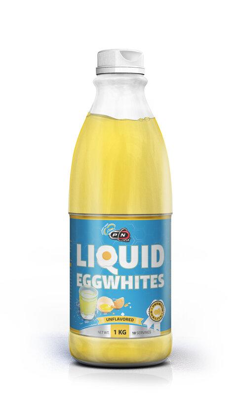 Пастьоризиран Яйчен Белтък Pure Nutrition 1 литър
