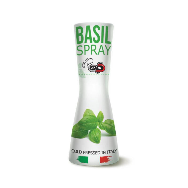 Спрей с Босилек за Овкусяване Spray Spices Pure Nutrition 40 ml