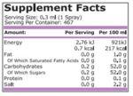Спрей Дресинг Лук и Винегрет SPRAY Pure Nutrition 140 ml