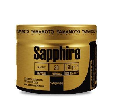 Витамини, Тирозин, Ашваганда и Родиола SAPPHIRE YAMAMOTO 60 грама