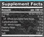 Бисквитки и Сметана Нискокалоричен Сироп Pure Nutrition 500 ml