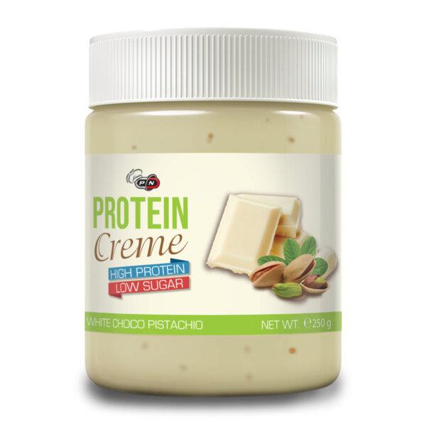 Протеинов Крем Бял Шоколад с Шамфъстък Pure Nutrition 250 грама
