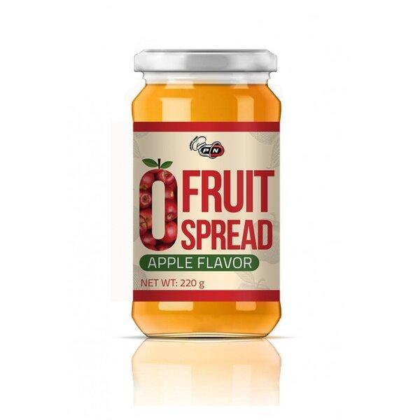 Нискокалорично Ябълково Сладко ZERO FRUIT SPREAD APPLE Pure Nutrition 220 грама