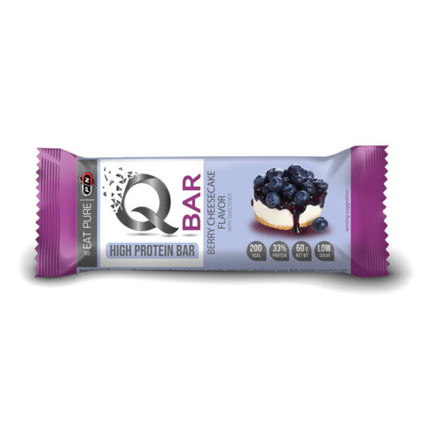 Протеинов Бар Q-Bar Pure Nutrition 60 грама
