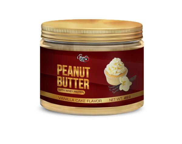 Фъстъчено Масло със Суроватъчен Протеин Pure Nutrition 450 грама