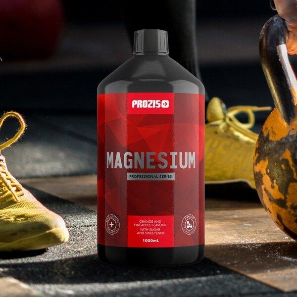 Течен Магнезий с Витамин C Prozis 1000 ml