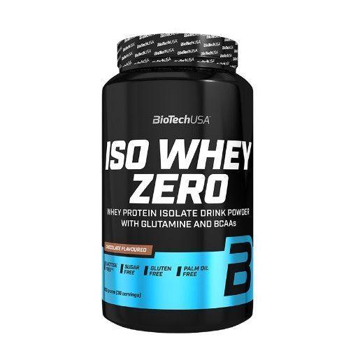 Суроватъчен Протеин Изолат Iso Whey Zero BioTech USA 908 грама
