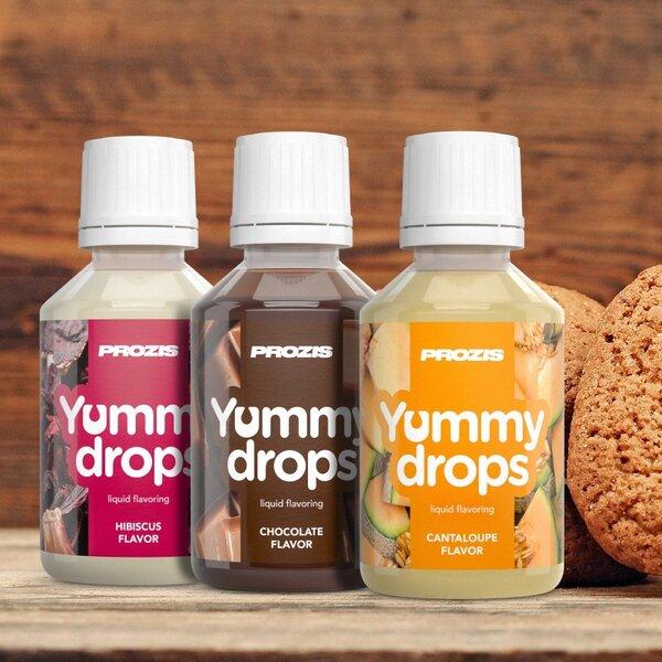 Диетичен Овкусител Капки Yummy Drops Prozis 50 ml