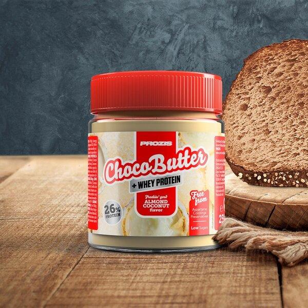 Протеинов Шоколад Whey Choco Butter Prozis 250 грама