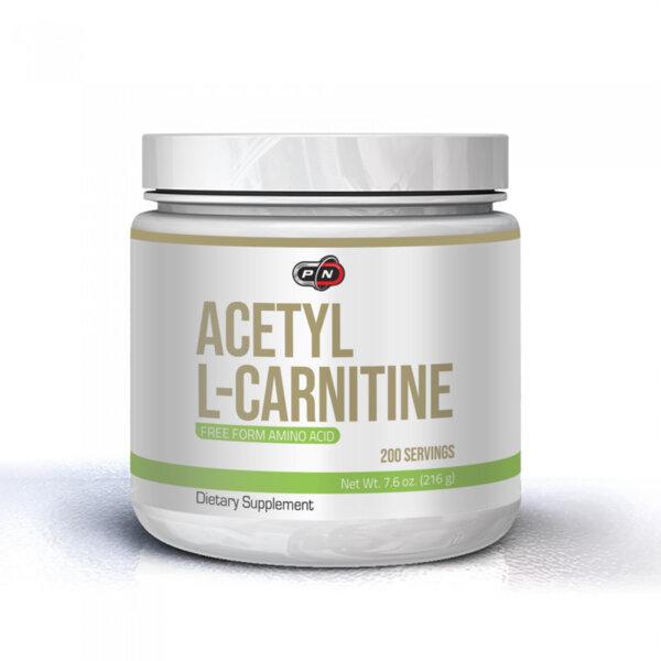 Ацетил L-Карнитин на прах ALCAR Pure Nutrition 216 грама