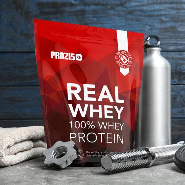 100% Real Whey Protein Prozis 1000 грама