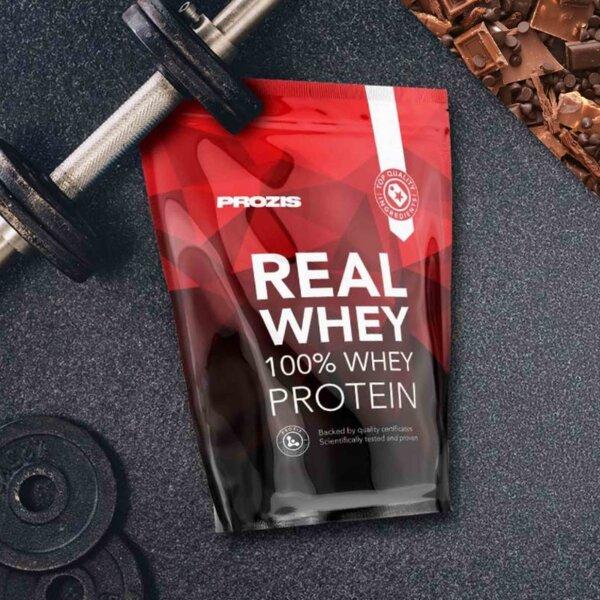 100% Real Whey Protein Prozis 2000 грама
