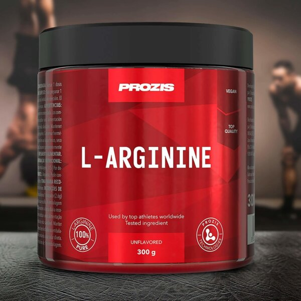 L-Аргинин Prozis 300 грама