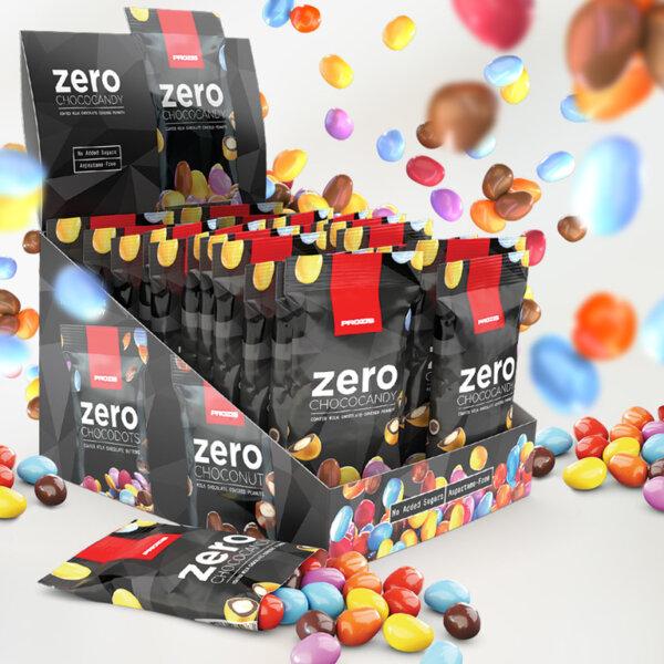 Шоколадови Бонбони без Захар Prozis 24 х 40 грама