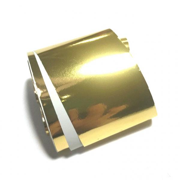 Фолио за нокти - златно - 1м.