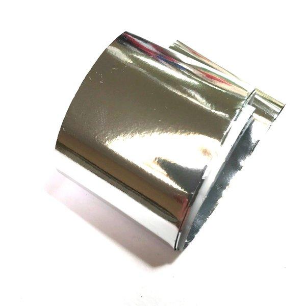 Фолио за нокти-сребърно
