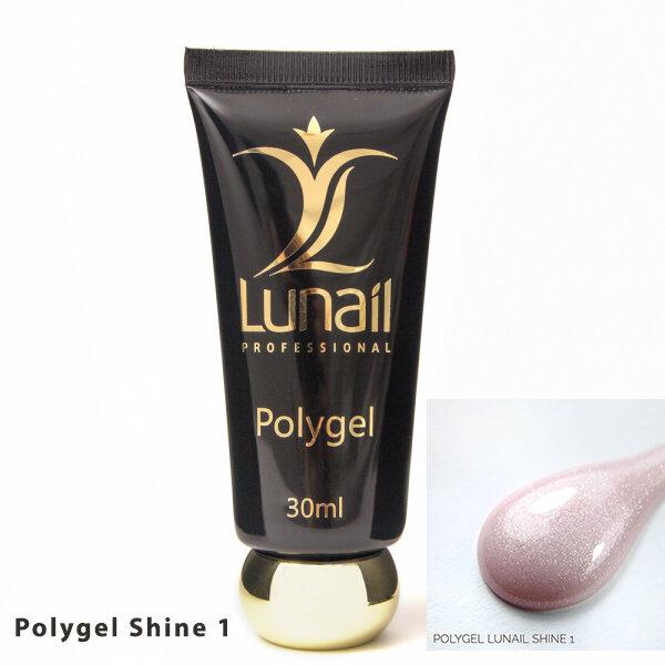 Polygel shine № 1