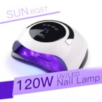 Професионална лампа за Маникюр SUN - 120 W