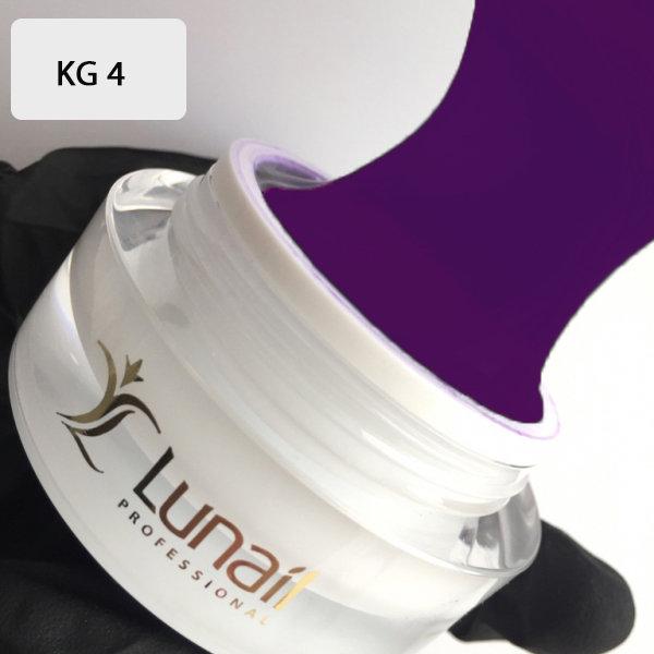KR 4 - Гел боя - лилава / без лепкав слой/
