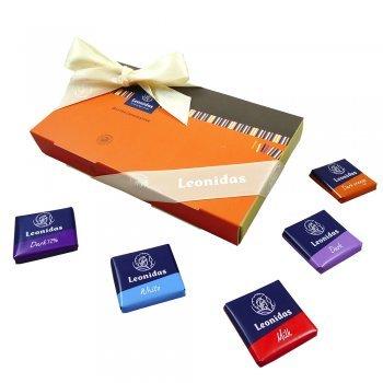 Napolitain Кутия с Шоколадови Бонбони Leonidas (16 Бр.)