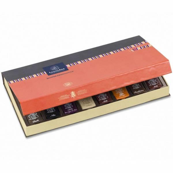Napolitain Кутия с Шоколадови Бонбони Leonidas (64 Бр.)